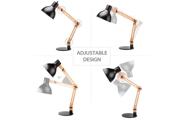 Tomons Décoration Lampe de Table test